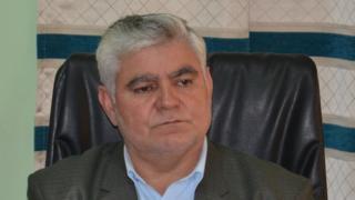 غلام ناصر خاضع، والی غور