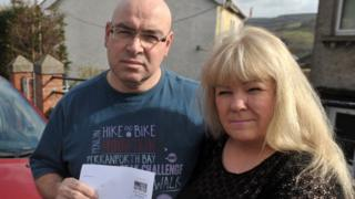 Paul Hilton and Laura Ingarfield face a £100 fine