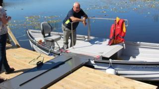 Assynt Crofters Trust's new boat