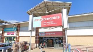 Home Bargains in Trafford
