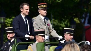 استقالة قائد الجيش الفرنسي اعتراضا على خفض ميزانية الدفاع