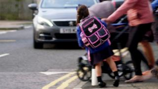 Moray Council at a crossroads with no lollipop people