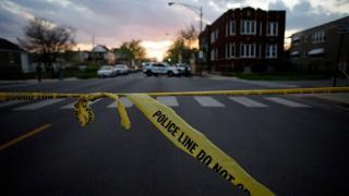 Chicago gun crime
