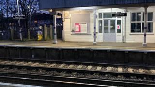 Eden Park station