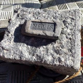 Nevis stone