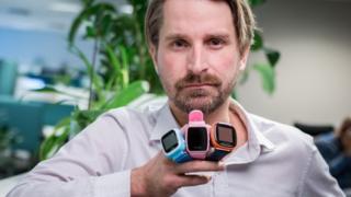 Children's smartwatches
