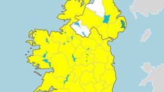 Northern Ireland Met Éireann