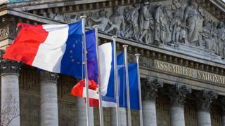 Франція, Прапор