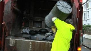 Refuse collecting