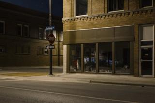 A street corner