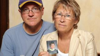 Jerry y Patty Wetterling