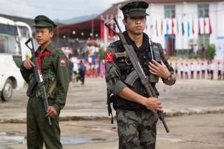 စာချုပ်ကို အစိုးရ ငြိမ်းချမ်းရေးကော်မရှင်က ကေအိုင်အေကို ဒီလအစပိုင်းမှာ ပြုလုပ်ခဲ့တဲ့ မိုင်းလားရဲ့နှစ် ၃၀ ပြည့်ငြိမ်းချမ်းရေးနေ့မှာ ပေးလိုက်တာဖြစ်