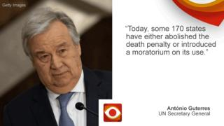 Death penalty: How many countries still have it?