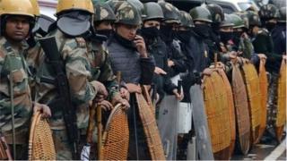 ভারতের পুলিশ বাহিনী