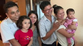 خبرنگاران زندانی رویترز در میانمار آزاد شدند