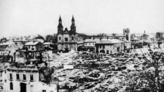 Northern Ireland's Polish community remembers horror of WW2