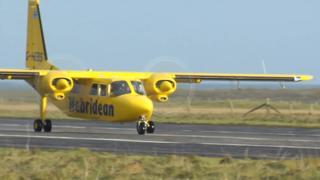 Itealan Hebridean Air Service