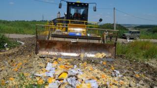 уничтожение импортного сыра