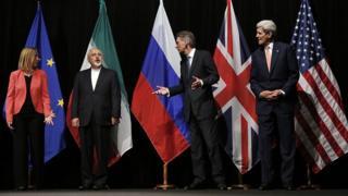 توافق هسته ای ایران و ۵+۱