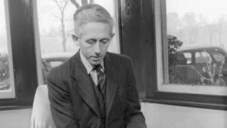 Vernon Watkins, modern Welsh poet