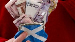 Scottish money