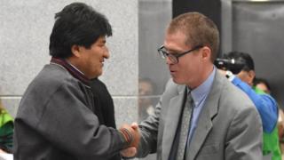 Morales con Hassan