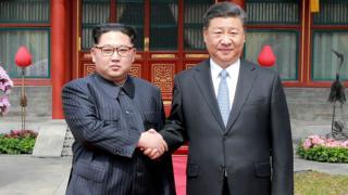 चीन और उत्तर कोरिया
