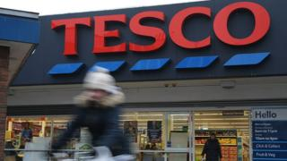 Tesco branch