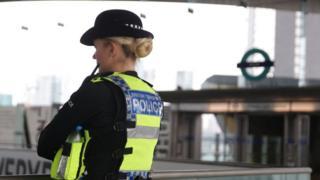 лондон, поліція