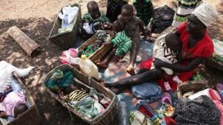South Sudan, Refugee, Uganda