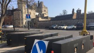Windsor barriers