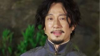中国系スウェーデン人俳優の趙立新さん