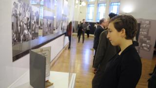 Pictures at the exhibition
