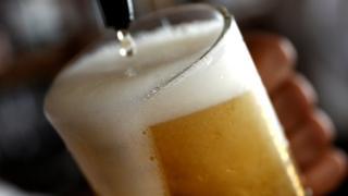 كوب من الجعة
