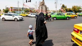 İran, uşaq bezi, bez qıtlığı