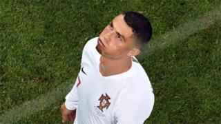 Cristiano Ronaldo. File photo