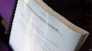 Corporation tax document