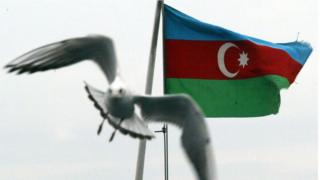 Флаг Азербайджана
