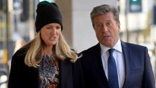 Vicky and Neil Fox (2 Dec 2015)