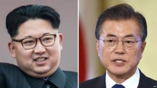 उत्तर कोरिया-दक्षिण कोरिया