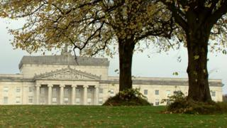 109304008 1stormont2 - Abortion law: Alliance MLAs 'will not attend Stormont charade'