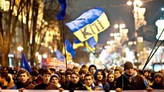 Студенська акція у Києві