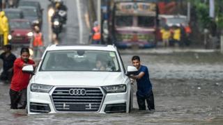 મુંબઈનો વરસાદ