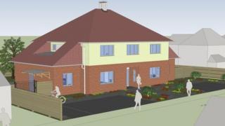Didcot children's homes plans