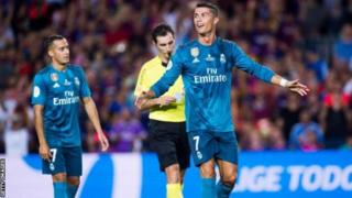 Xidiga kubadda cagta ee kooxda Real Madrid, Cristiano Ronald