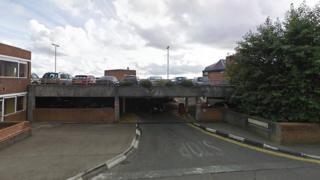 Chester Street car park, Douglas