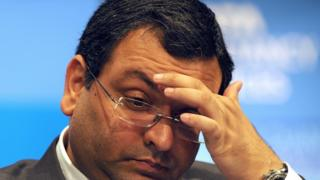 Tata Group's former chairman, Cyrus Mistry