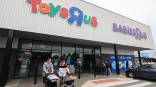 Toys R Us opened in Australia in 1993