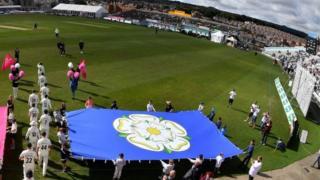Largest Yorkshire flag