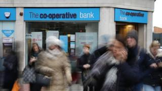 Co-Op Group's stake in bank to fall to 1%